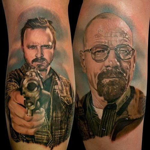 Breaking Bad_tattoo